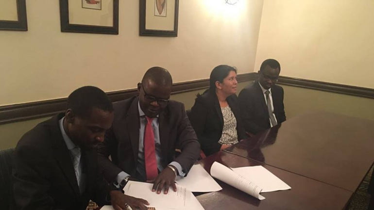 MoU to relaunch the Malawi Legal Information Institute (Malawilii)